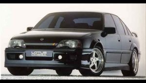 Opel Omega Lotus